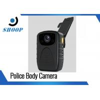 1080P Wireless Night Vision Body Camera , DVR Police Body Cameras Law Enforcement