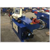 Buy cheap Full Automatic Hydraulic Exhaust Pipe Bender , Pipe Bending Equipment Easy Operation product