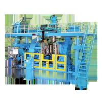 Buy cheap 200L HDPE Automatic chemical barrel Blow Moulding Machine product