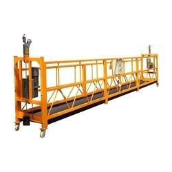 Buy cheap Custom 380V / 50HZ Suspended Platform Cradle for installation elevators product