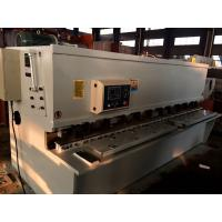 Buy cheap 6 mm Thickness Hydraulic CNC Shearing Machine For Q235 Steel Plates product