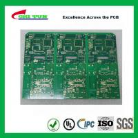 Buy cheap Custom PCB Boards Multilayer Pcb Fabrication Aeronautics IMMERSION GOLD + HARD GOLD product