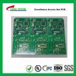 Buy cheap 注文PCBは多層PCBの製作の航空学の液浸の金に+懸命に金乗ります product