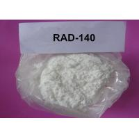 Buy cheap Pharmaceutical Raw Materials SARMs Powder / Legal Anabolic Steroids RAD 140 CAS 1182367-47-0 product