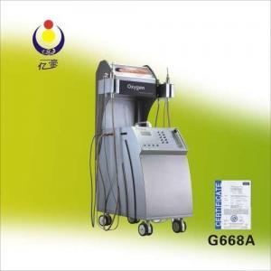 活動化の皮機械のためのG668Aの超音速注入の酸素