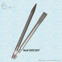 Buy cheap Steel Chisel for Wall and Concrete Engroove - DDCS07 product