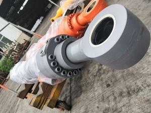 Buy cheap XE370 arm  hydraulic cylinder Xugong excavator spare parts product