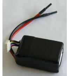 Buy cheap RC Plane battery Pack 703048 25C 11.1V 850mAh  li-polymer product