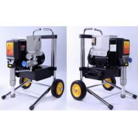Buy cheap Residential Airless Electric Paint Sprayer With Electric VFD Control Box product