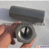Buy cheap OEM Formwork Tie Rod System , Steel Hex Nuts Stop Pin For Threadbar Connection product
