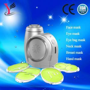 China 6in1 vegetable fruit DIY mask maker machine/ Pure natural fruit vegetable nutrition mask wholesale