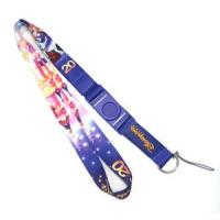 Screen Printed Cell Phone Neck Strap Lanyards 25MM Width With Disney Logo