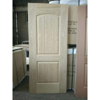 Buy cheap Natural Red Oak HDF Door Skin Thickness Tolerance <0.2mm FSC Standard product