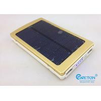 Buy cheap 50000mAh Shockproof  Li-polymer Solar Power Charger High Temperature Resistant product