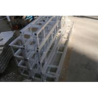Buy cheap Structural Steel International Modular Truss System Heavy Duty Silver Coating product