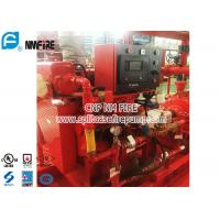 Buy cheap Red FM Approval 300 Hp Diesel Water Pump Engine Used In The Firefighting product