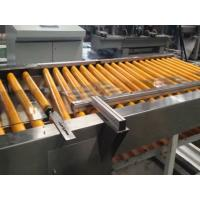 Buy cheap Glass Transfer and Turning System Skew Turning Table 90° Rotation Roller Conveyor Line product