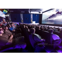 Buy cheap Specific Effects 3d Cartoon Movie , 3d Cinema System Equipment product