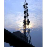 Buy cheap 50 M Antenna Poles Towers Cell Tower Antennas Outdoor Custom from wholesalers