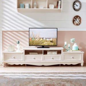 Buy cheap Fashionable Wood Corner TV Cabinet , Elegant Design TV Stand Wooden Furniture product