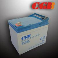 Buy cheap Rechargeable High Rate Discharge Battery HR12135W 12V33AH For UPS EPS Application product