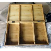 Buy cheap bamboo box for knife set bamboo gift box 500mm product