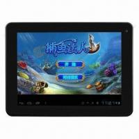 Buy cheap Test Its Speed Tablet PC, Allwinner A10 Cortex A8 1.2GHz Processor, Google's Android 4.03 OS product