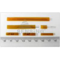Buy cheap Insulating Film Sealed NTC Thermistor Fast Response for Computer Household Appliances product