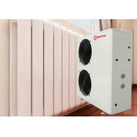 China Air Source Heat Pump Water Heater Connecting The Anti - Rust Warmer Central Radiator For Homes Heating Systems on sale