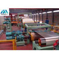 China AA1100 A16 H18 Pre Painted Aluminium Coil Uniform Coating High Flatness on sale