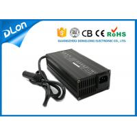 Buy cheap electric motorcycle 24v battery charger 29.2V 4A LiFePO4 batterycharger product