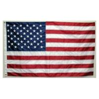 China Sewn Stuff Embroidery Flag wholesale
