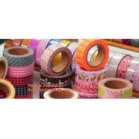 Buy cheap 90 rolls washi glitter tapes set decorative mini 12mm wide masking tapes with bottle DIY crafts and kid gifts BAGEASE B product