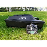 Buy cheap Autopilot rc fishing boat with fish finder DEVC-300 black radio control product