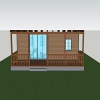 Buy cheap Flat Pack Standard Size High Quality Export Prefab Container House product