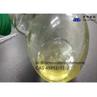 China Synthetic Pharmaceutical Intermediates 2-Bromovalerophenone CAS NO 49851-31-2 on sale