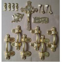 Buy cheap International Coffin 100Sets Casket Handle Hardware product