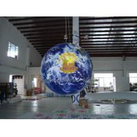 Quality Waterproof Earth Balloons Globe for sale