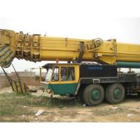 Buy cheap Used Demag 300t truck crane from wholesalers