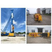 Buy cheap No Pollution Sheet Pile Driving Hammer For Straight Piles Marine Piling product