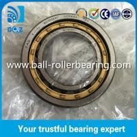 Buy cheap 11000 r / min Speed Brass Cage Cylindrical Roller Bearing NU1006-M1 product