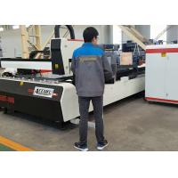 Buy cheap High Speed CNC Fiber Laser Tube Cutting Machine CAD / CAM Software Energy Efficiency product