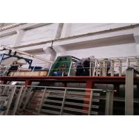 Buy cheap Magnesium Oxide Composite Glazed Pantile Production Line Machine Equipment product