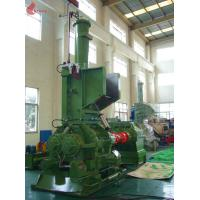 China Oil heating High Precision Bearing Banbury Internal Mixer For Plastic / rubber mixer banbury wholesale