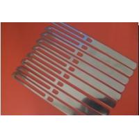 Buy cheap Galvanized Or Nickel Weaving Machine Parts , Rapier Loom Spare Parts product