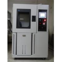 China 225L Programmable Temperature Humidity Chambers , Air Cooling Stability Test Chamber on sale
