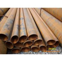 Buy cheap Ellipse, Circle, Square, Rectangle galvanized / coated / black Welded Steel Pipes / Pipe product
