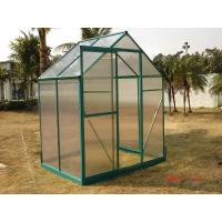 Quality 4mm UV Twin-wall Polycarbonate Portable Gardening Greenhouse 6' X 4' RA0604   for sale