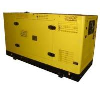 Buy cheap Sound Proof Standby Generator, Backup Power Diesel Genset product