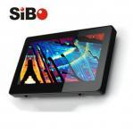Tablette industrielle de contrôle de la Tablette 3G d'OEM d'Android de panneau d'affichage à cristaux liquides avec le lecteur de NFC